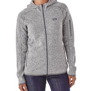 Patagonia Jackets & Coats - Patagonia Better Sweater Full Zip Hooded Fleece